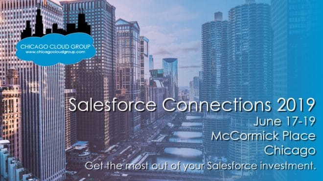 Chicago Cloud Group at Salesforce Connections 2019